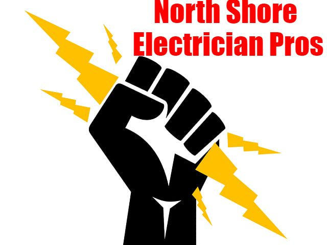 electrician north shore